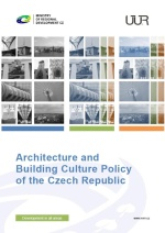 Architecture and Building Culture Policy of the Czech Republic – 2015