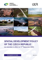 SPATIAL DEVELOPMENT POLICY OF THE CZECH REPUBLIC (as amended, in effect on 11th September 2020)